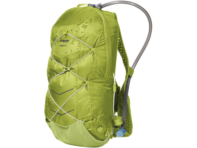 Bergans Fløyen 6 Hydration Backpack sprout green/alu/solid dark grey